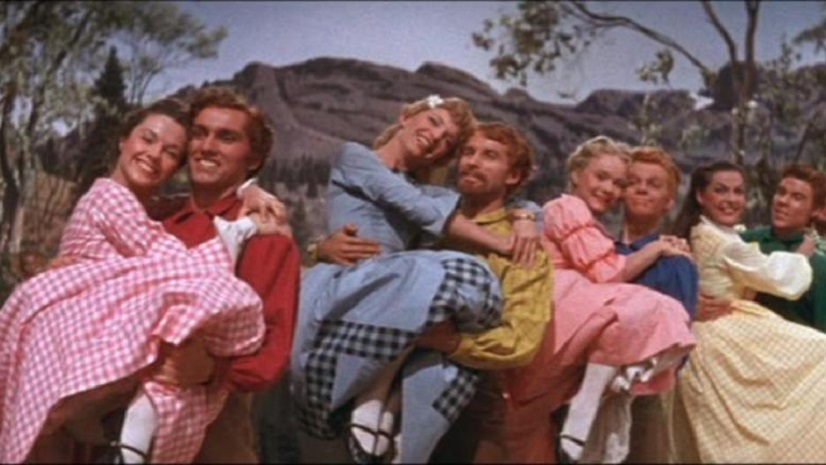 Howard Powell >> Siete novias para siete hermanos