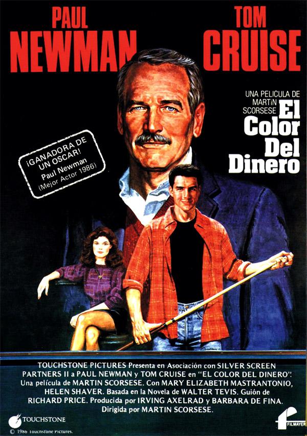 El Color del Dinero (1986)