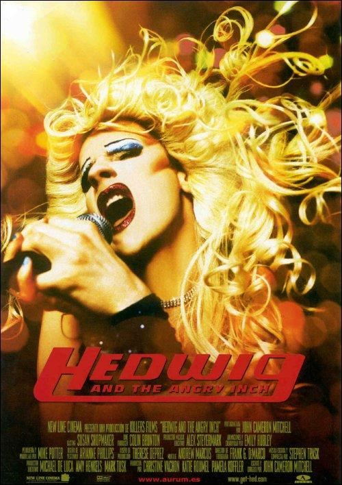 Hedwig and the Angry Inch (4K)