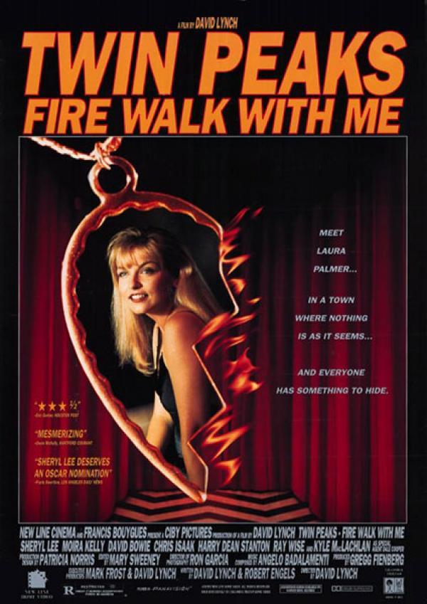fuego camina conmigo: