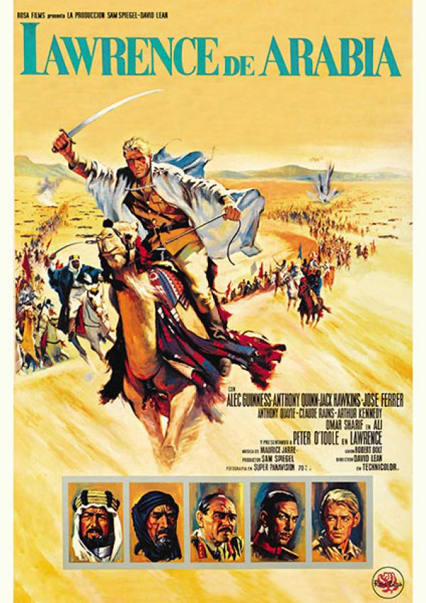 Lawrence de Arabia (70 mm)